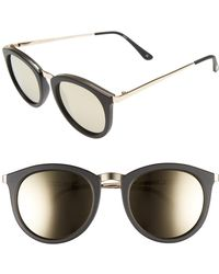 Le Specs - No Smirking Limited 50mm Sunglasses - - Lyst