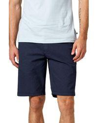 7 Diamonds - Locomotion Chino Shorts - Lyst