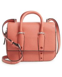Danielle Nicole - Kinsley Leather Crossbody Bag - - Lyst