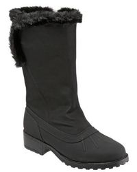 Trotters - Bowen Waterproof Boot - Lyst