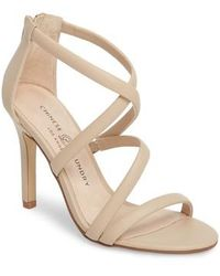 Chinese Laundry - Jillian Strappy Sandal - Lyst