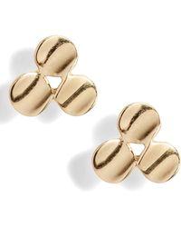 Bony Levy - Clover Stud Earrings (nordstrom Exclusive) - Lyst