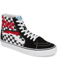 115a8f239f815 Lyst - Vans Vans Sk8-hi Tiger Eye Suede Sneaker in Brown for Men