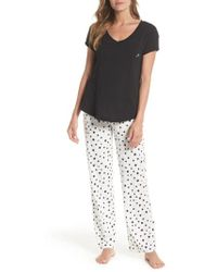 Pj Salvage - I Heart Sleep Pajamas - Lyst