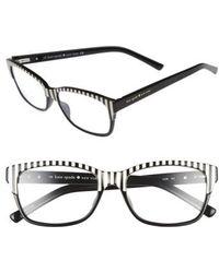 Kate Spade - Tenil 52mm Reading Glasses - Lyst