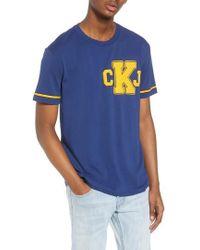 Calvin Klein Jeans - Calvin Klein Varsity T-shirt - Lyst