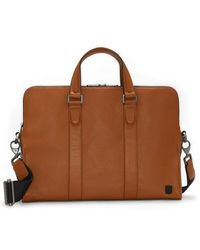 Vince Camuto - Dopia Leather Briefcase - Lyst