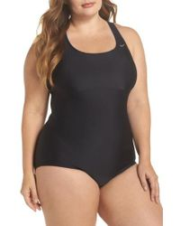 Nike | Epic Trainer One-piece Swimsuit | Lyst
