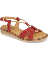Pikolinos - Alcudia Corded Sandal - Lyst