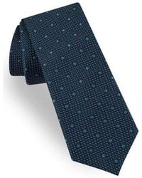 Ted Baker - Dot Silk Tie - Lyst