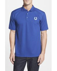Cutter & Buck - 'Indianapolis Colts - Genre' Drytec Moisture Wicking Polo - Lyst