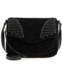 Vince Camuto - Rue Leather Crossbody Bag - Lyst