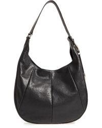 Frye - Jacqui Leather Hobo - Lyst