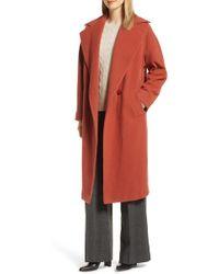 Helene Berman - Oversize Coat - Lyst