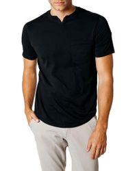 Good Man Brand - Slim Fit V-neck T-shirt - Lyst