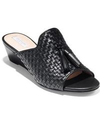 Cole Haan - Jagger Wedge Sandal - Lyst
