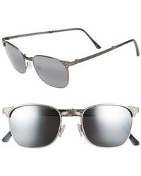 830c5ff6f2 Maui Jim -  stillwater  52mm Polarized Sunglasses - Antique Pewter neutral  Grey -