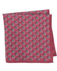 Ted Baker - Dot Silk Pocket Square - Lyst