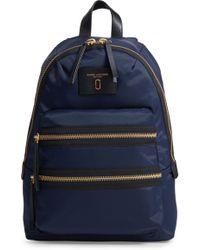 Marc Jacobs - Biker Nylon Backpack - - Lyst