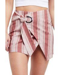 Free People - Tuscan Sunrise Skirt - Lyst