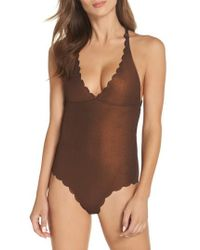 Pilyq | Wave Reversible Seamless One-piece Swimsuit | Lyst