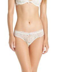 Eberjey - Rosario Cheeky Bikini - Lyst
