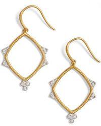 Freida Rothman | Visionary Fusion Drop Earrings | Lyst