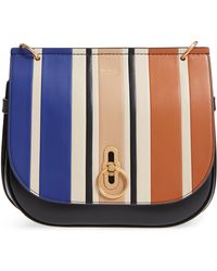 Mulberry - Amberley Colorblock Leather Shoulder Bag - - Lyst