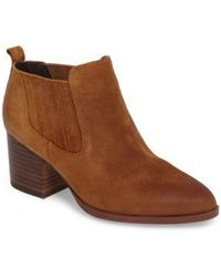 Isola - Olicia Gored Bootie - Lyst