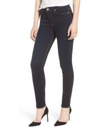 Hudson Jeans - Hudson Nico Midrise Super Skinny Ankle Jeans - Lyst
