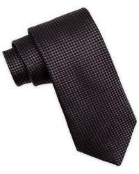Ike Behar - Nate Textured Silk Tie - Lyst