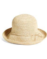 Helen Kaminski - '9 Villa' Raffia Straw Hat - - Lyst