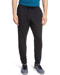 Zella Pyrite Slim Fit Jogger Pants - Black