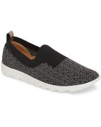 Comfortiva - Ginger Sock Fit Sneaker - Lyst