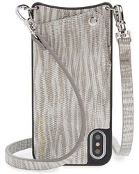 Bandolier - Emma Iphone X Crossbody Case - - Lyst