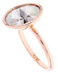 Ted Baker - Rada Crystal Ring - Lyst