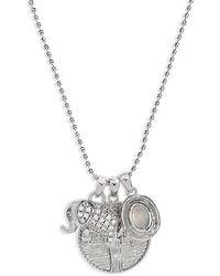 Melinda Maria - Goddess Of Prosperity Pendant Necklace - Lyst