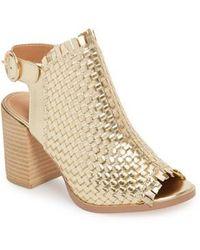 Very Volatile - Starla Woven Sandal - Lyst