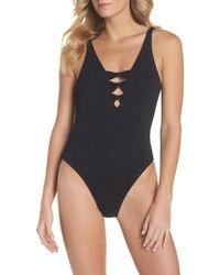 Leith - Malibu One-piece Swimsuit - Lyst