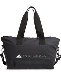26790674cc Lyst - adidas By Stella McCartney Medium Studio Bag in Black