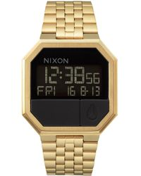 Nixon - Rerun Digital Bracelet Watch - Lyst