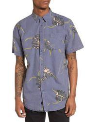 Globe - Pointer Woven Shirt - Lyst
