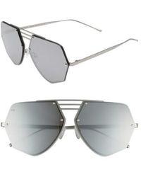 Smoke X Mirrors | Geo Viii 63mm Sunglasses | Lyst