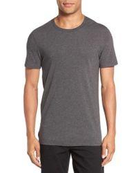 Vince - Crewneck T-shirt - Lyst