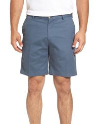 Peter Millar - Soft Touch Twill Shorts - Lyst