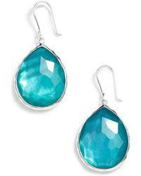 Ippolita - Rock Candy Large Teardrop Earrings - Lyst