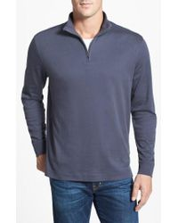 Cutter & Buck - 'belfair' Quarter Zip Pullover - Lyst