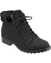 Trotters - Below Zero Waterproof Winter Bootie - Lyst