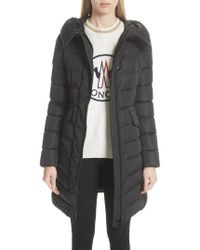 Moncler - Grive Hooded Down Coat - Lyst