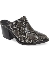 6a9aa2ab2f4 Lyst - Women s Jeffrey Campbell Mules On Sale